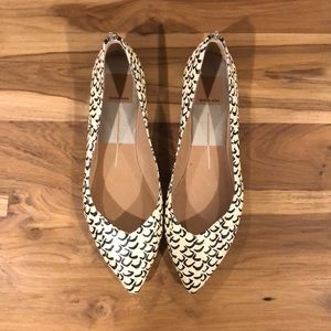 Dolce Vita pointed toe flats